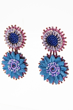Mignonne Gavigan Mini Molly Flower Earrings - Alternate List Image