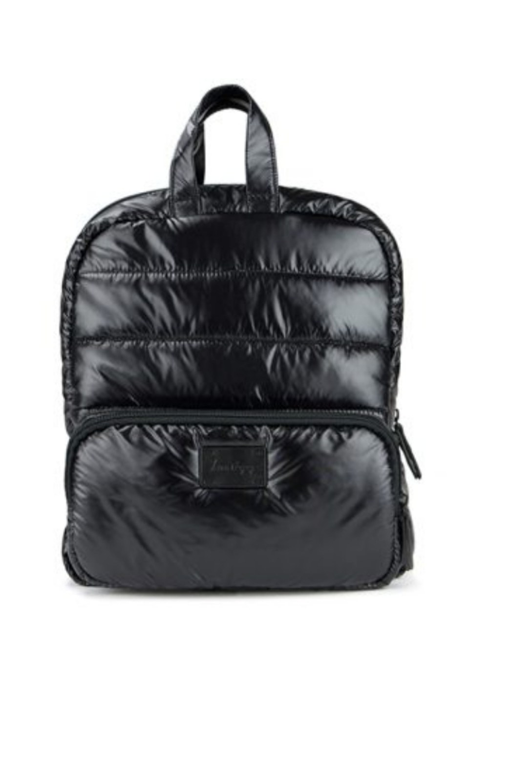 7AM Enfant Mini Nylon Backpack - Front Cropped Image