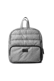 7AM Enfant MINI  Nylon HEATHER GREY Backpack - Product Mini Image