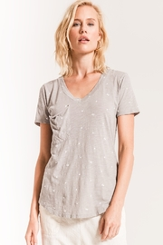 z supply Mini Palm Pocket Tee - Front cropped