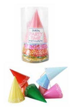 Packed Party Mini Party Hat Set - Alternate List Image