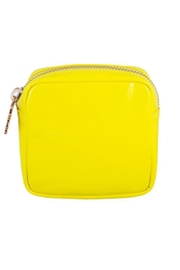 Stoney Clover Lane Mini Patent Pouch - Product Mini Image