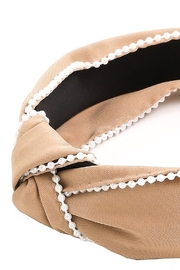 Fame Mini Pearl Headband - Front full body