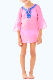 Lilly Pulitzer Mini Piet Cover-Up - Product Mini Image