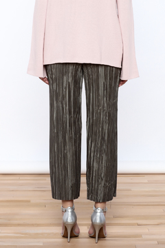 Shoptiques Product: Mini Pleats Fashion Pants