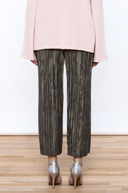 Pinkyotto Mini Pleats Fashion Pants - Back cropped