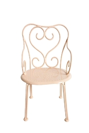 Maileg Mini Romantic Chair - Front cropped