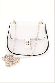 CHLOE K. NEW YORK Mini Satchel Bag - Product Mini Image