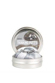 Crazy Aaron's Putty World Mini Silver Bells 2