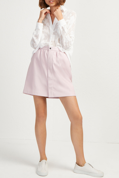French Connection MINI SKIRT WITH POCKETS - Product List Image