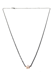 Lets Accessorize Mini Star Necklace - Product Mini Image