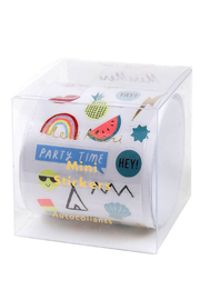 Meri Meri Mini Sticker Roll - Product Mini Image
