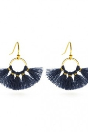 Amano Trading Mini Tassel Earrings - Product Mini Image