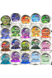 Crazy Aarons Mini Thinking Putty Assorted - Product Mini Image