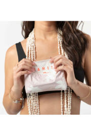 Aloha Collection Mini Tiare Ti Pouch - Side cropped