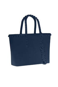 Carmen Sol Mini Tote Grazia Navy - Alternate List Image