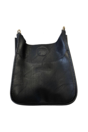 Ah!dorned Mini Faux Leather Messenger (STRAP NOT INCLUDED) - Product Mini Image