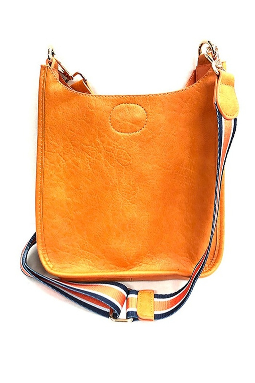 Ahdorned Mini Vegan Messenger w/1.5