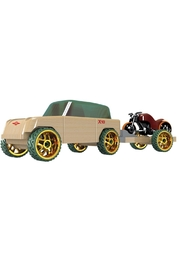 Automoblox Mini X-10 Timber - Front cropped