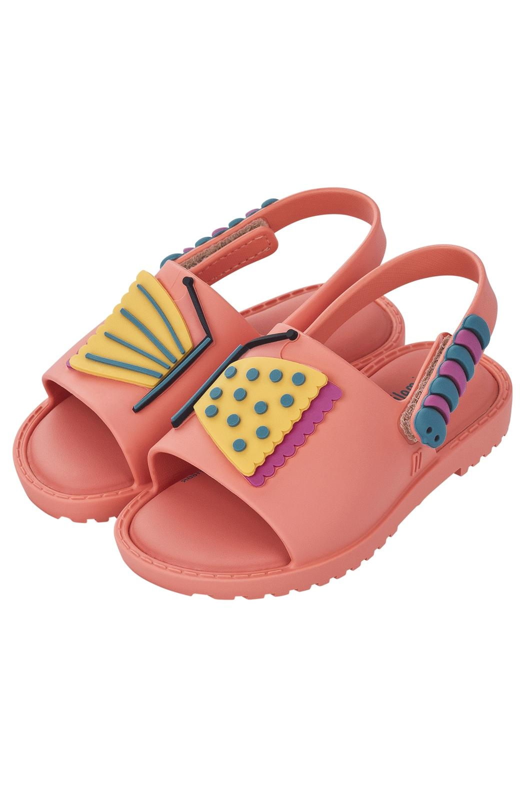 Mini Melissa Butterfly Sandal From New York City By