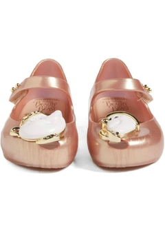 Mini Melissa Metallic Teacup Shoes - Alternate List Image