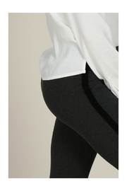 Mini Molly Knit Leggings W/bow - Other