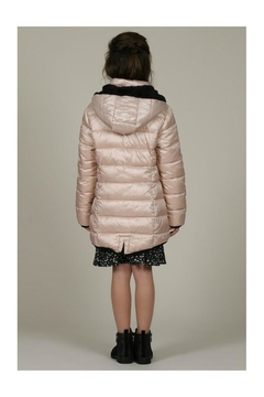 Mini Molly Padded Iridescent Coat - Alternate List Image