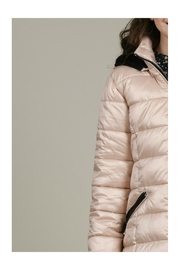 Mini Molly Padded Iridescent Coat - Other