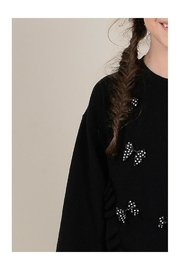Mini Molly Scattered Bows Sweater - Other