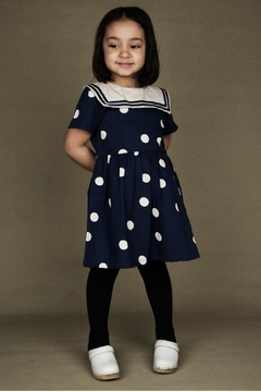 Shoptiques Product: Dot Sailor Dress