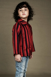Mini Rodini Odd Stripe Shirt - Product Mini Image