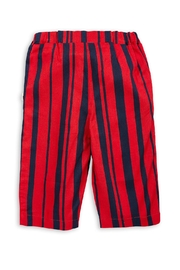 Mini Rodini Odd Stripe Trousers - Side cropped