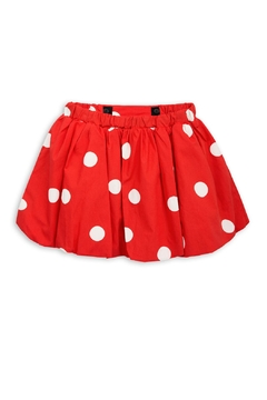 Shoptiques Product: Red Dot Skirt
