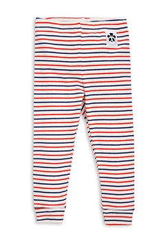 Shoptiques Product: Stripe Rib Leggings
