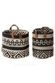 Maileg Miniature Baskets 2 Piece Set - Product Mini Image