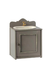 Maileg Miniature Bathroom Sink - Front cropped