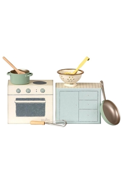 Shoptiques Product: Miniature Cooking Set
