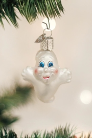 Old World Christmas Miniature Ghost Ornament - Product Mini Image