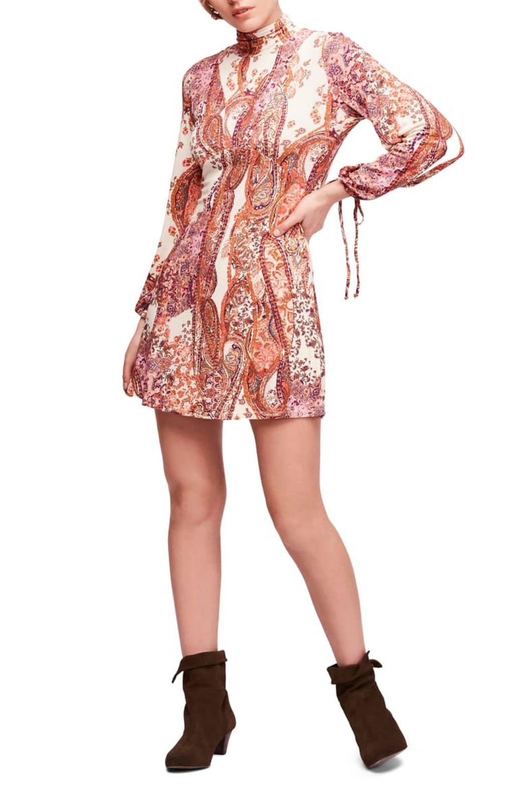 c9304855e9ca Free People Minidress from Orange County by Jeanni Champagne ...