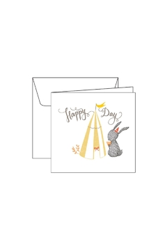 Shoptiques Product: Happy Day Card