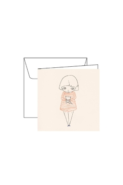 Shoptiques Product: Kitty Card
