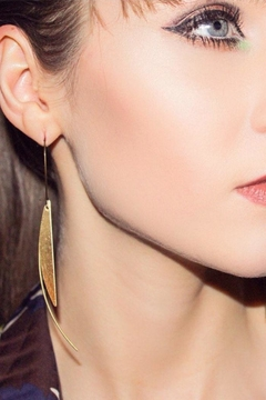 Dynamo Minimalist Modern Earrings - Product List Image