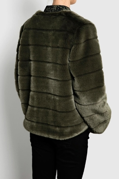 Minimum Faux Fur Jacket - Alternate List Image