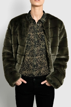 Minimum Faux Fur Jacket - Product List Image