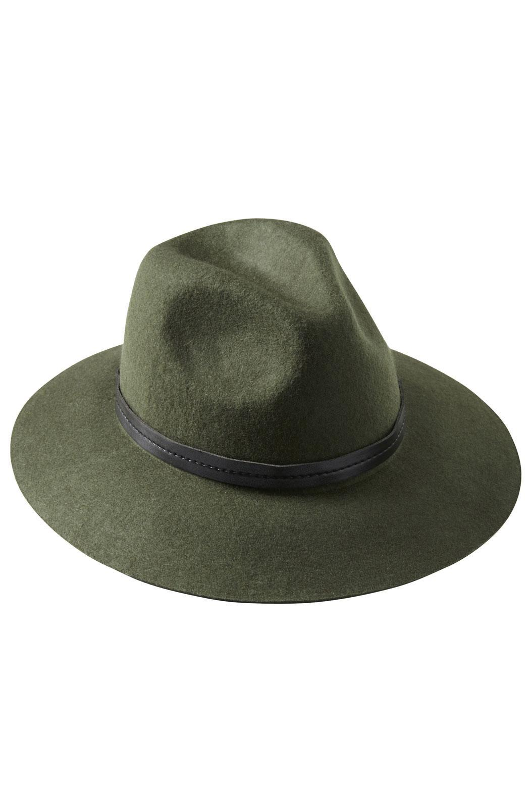 Minimum Hunter Fedora Hat from Netherlands by IWSBS — Shoptiques 6ed2f9e1cbd