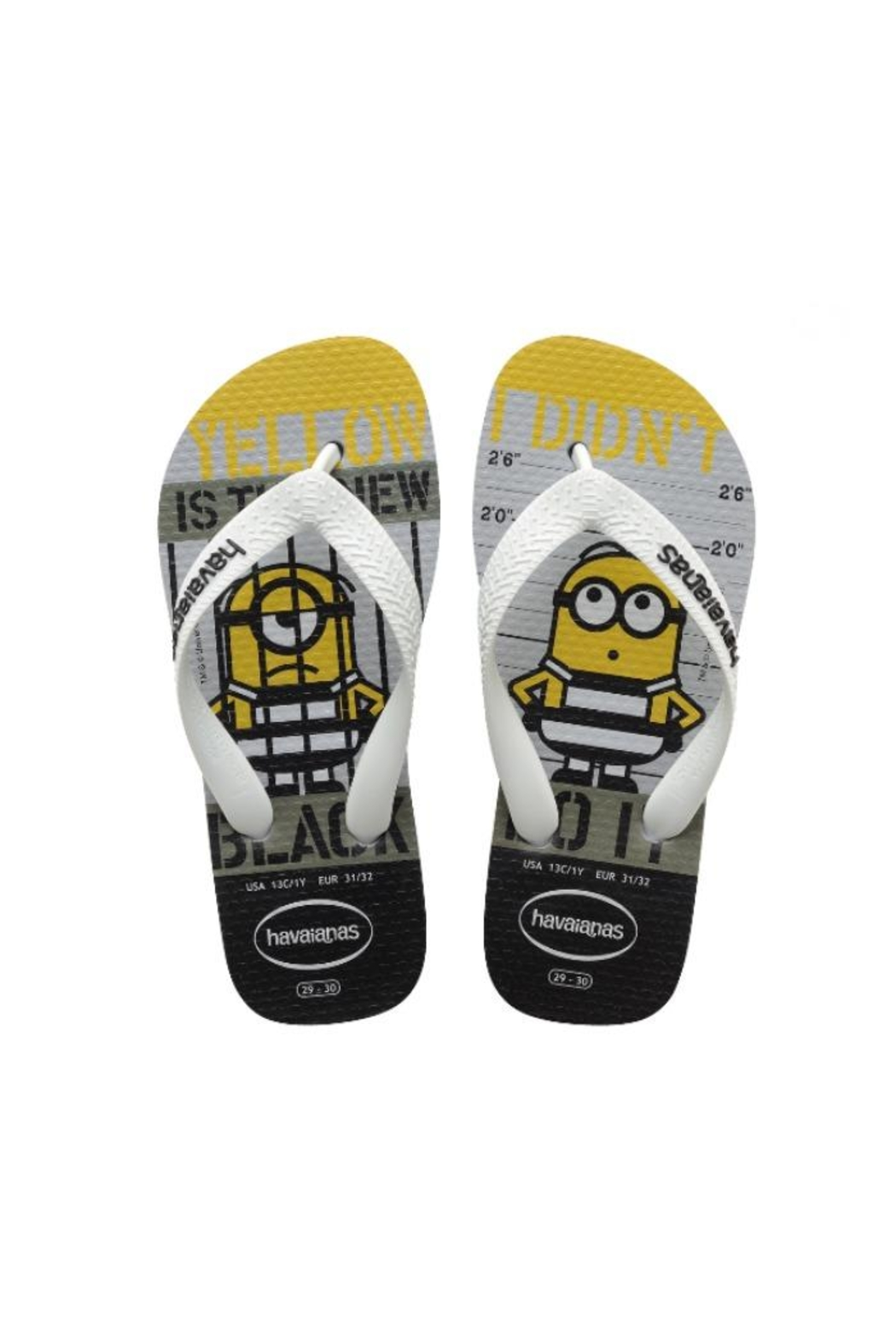 ec471d683e815f Havaianas Minion Sandal from Tennessee by Lori s Family Footwear ...