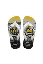 Havaianas Minion Sandal - Front cropped