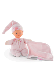 Corolle Minireves 6 Inch Baby Doll - Front full body