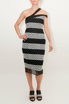 Shoptiques Product: Hot-To-Trot Fitted Dress