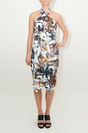 Ministry of Style Hustle-And-Bustle Halter Dress - Product Mini Image
